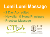 Lomi Lomi Massage Teacher Course Job
