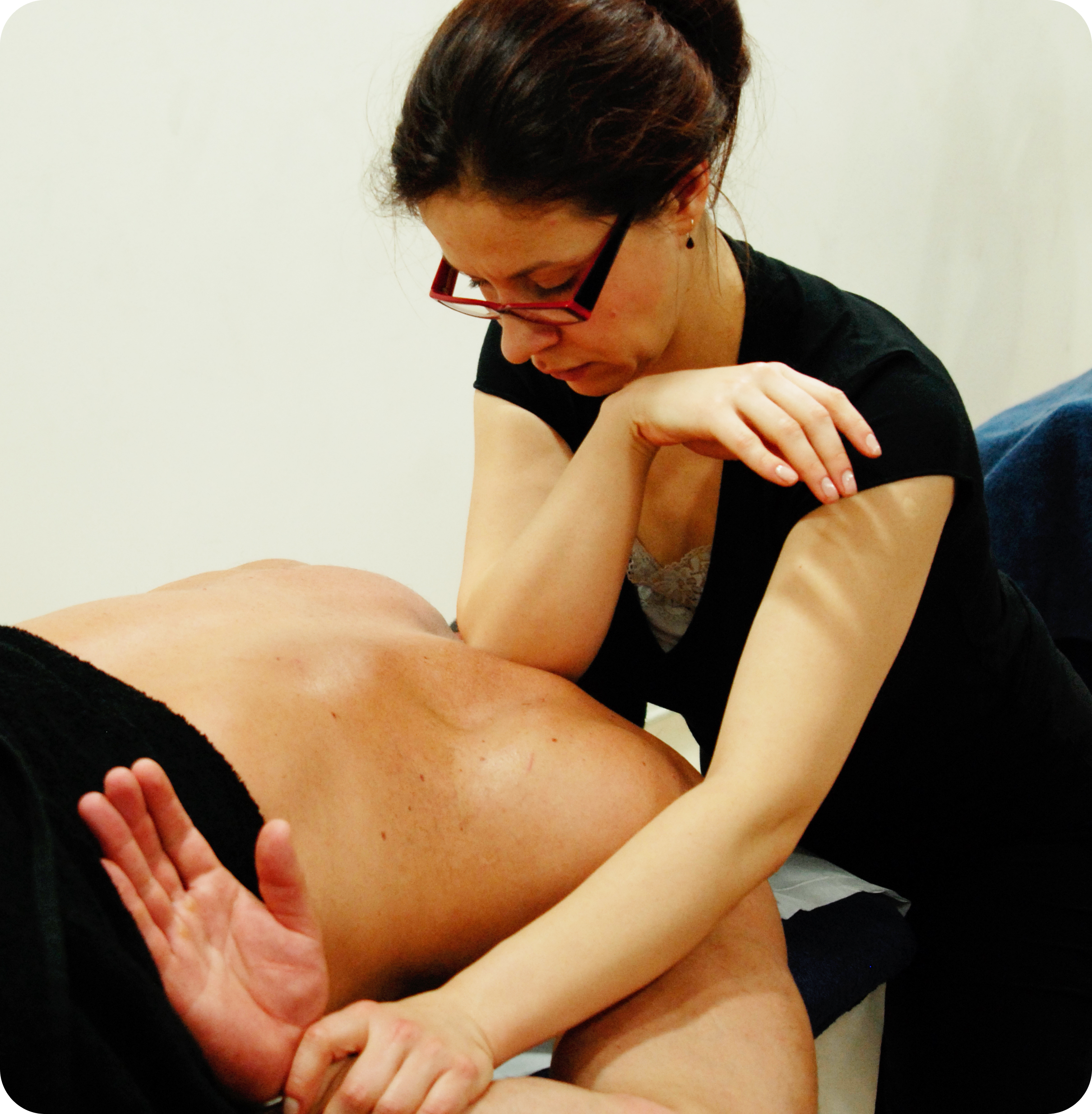 deep tissues massage course