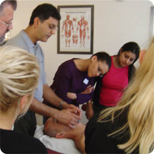 manual lymphatic drainage course london