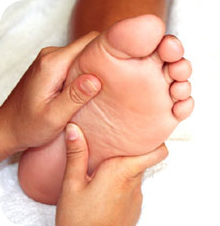 reflexology classes